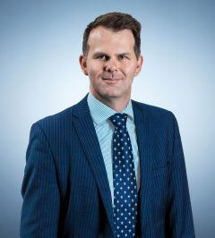 Andrew Kelly, Partner, Thomson Geer