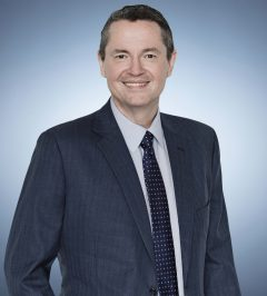 Chris O'Shea, Partner, Thomson Geer