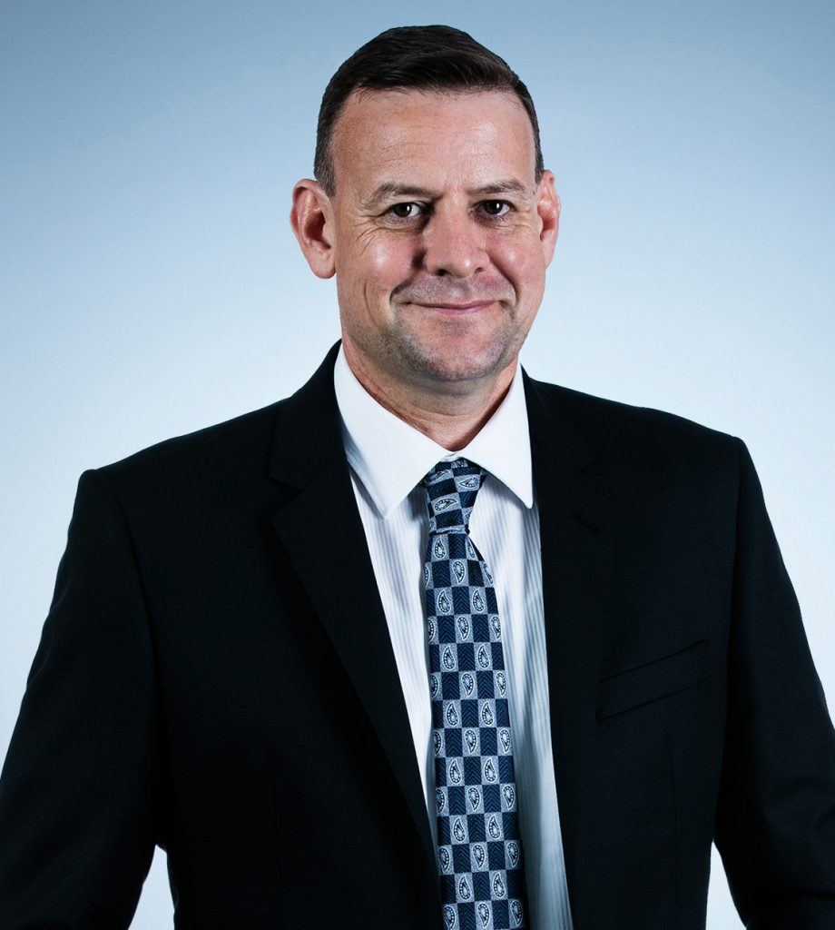 Jason McCubbin, Partner, Thomson Geer