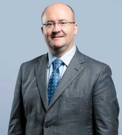 Adam Pope, Partner, Thomson Geer