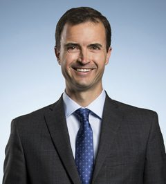 Adam Wallwork, Partner, Thomson Geer